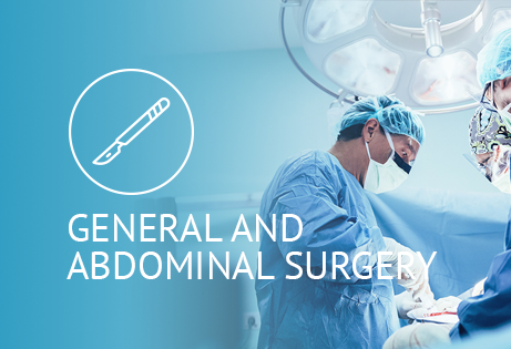 general and abdominal surgery